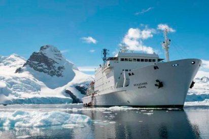 Así han sido las primeras transmisiones interactivas en vivo desde el Paso del Noroeste