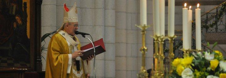 """Osoro pide """"cristianos e Iglesia de corazón abierto"""" en la apertura del Año Mariano de la Almudena"""
