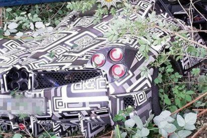 Un piloto de pruebas alemán estrella un Pagani Huayra de $2 millones contra un árbol