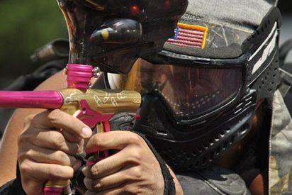Trump compra rifles de 'paintball' para sus tropas en Afganistán