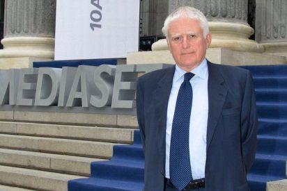 Mediaset España se desploma en Bolsa tras no conseguir la Champions y perder el apoyo de Morgan Stanley
