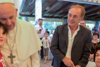 El Papa realiza una visita sorpresa a un hogar de discapacitados