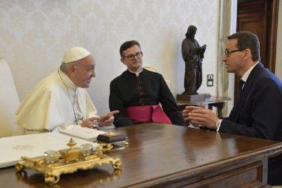 El primer ministro polaco traslada al Papa su preocupación por los refugiados