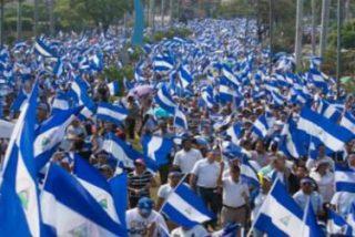 Éxito rotundo del paro nacional, apoyado por la Iglesia de Nicaragua