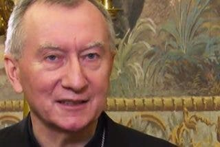 Cardenal Parolin: