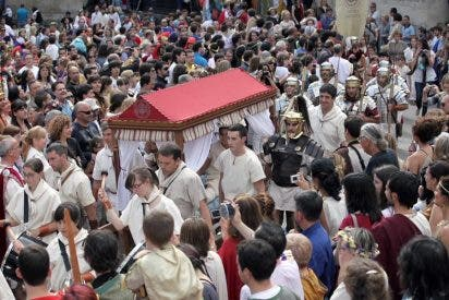 Lugo recupera el esplendor de la antigua Roma