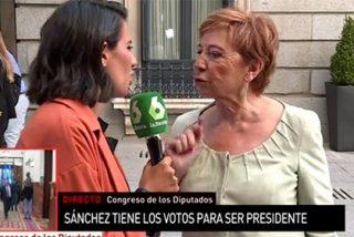 """Espectacular broncazo de una desatada Celia Villalobos a Ana Pastor por manipular: """"¡Os vais a aburrir en laSexta sin dar caña todo el puto día al PP!"""""""