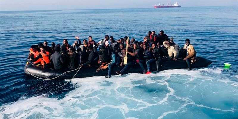 España ha recibido en junio de 2018 más inmigrantes ilegales por mar que Italia y Grecia juntas
