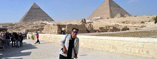 """Egipto: El """"Ave Fénix"""" del turismo levanta el vuelo una vez más"""
