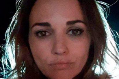 Paula Echevarría se disculpa con la prensa