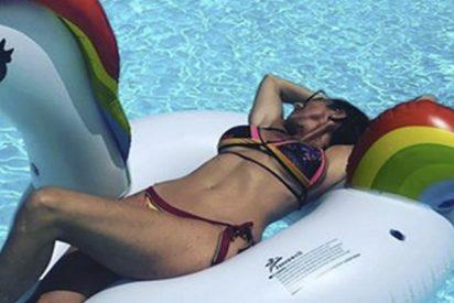 Este posado en bikini de Paz Padilla arrasa y genera el mismo comentario en las redes