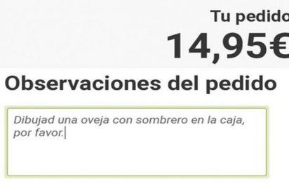 Este pedido que recibió un Telepizza de Valladolid desata el cachondeo general en las redes