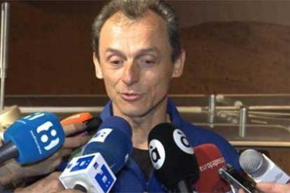 Pedro Duque, es el único astronauta que llegado a ministro, junto al canadiense Mark Garneau