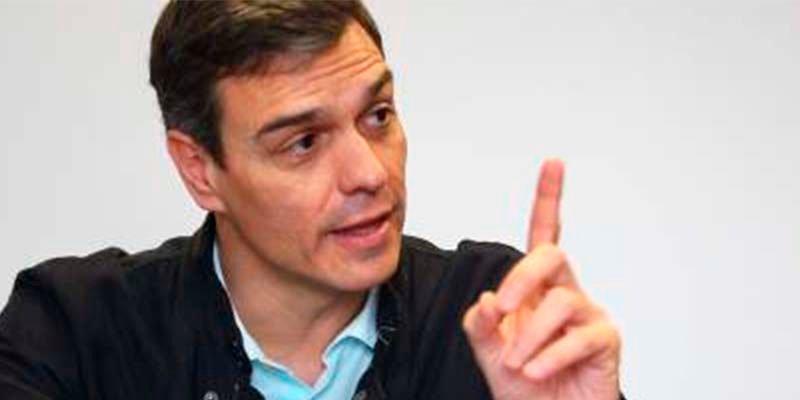 ¿Sabías que Pedro Sánchez lleva 10 años mintiendo en su currículum?