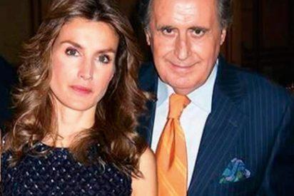 El bocazas de Jaime Peñafiel vuelve a enmerdar a Letizia culpándola de hacerle otro feo a Doña Sofía