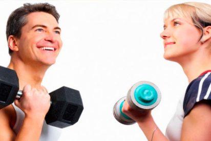 ¿Sabías que el entrenamiento con pesas puede mejorar tu estado de ánimo y prevenir la depresión?