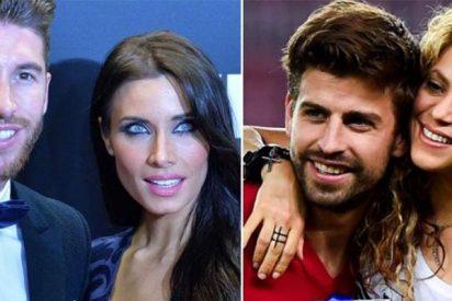 ¿Cómo es posible que Sergio Ramos sea mucho más pobre que Gerard Piqué?