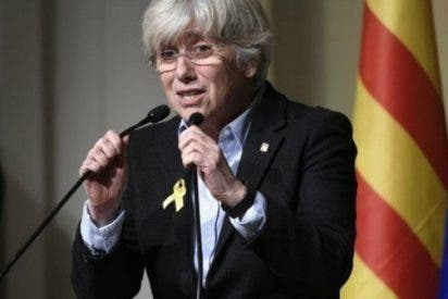 """La golpista fugada Clara Ponsatí admite que el Govern """"jugaba a póquer"""" e iba """"de farol"""""""