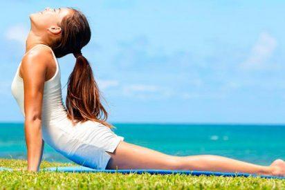 ¿Sabías que el 12% de los españoles afirma practicar yoga?