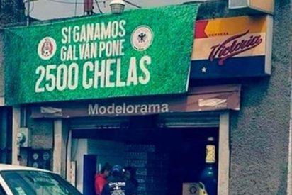 Prometió regalar 2.500 cervezas si México ganaba a Alemania ¡y cumplió!