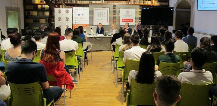 La UPSA presenta proyectos innovadores, creativos y con un fin social