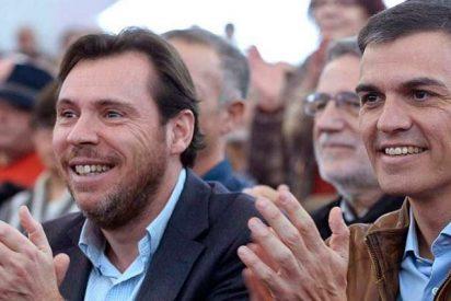 Óscar Puente, alcalde socialista de Valladolid, se burla de una edil de Ciudadanos porque trabajó de dependienta