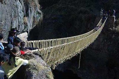 Puentes increíbles: Q'eswachaca el último Puente Inca
