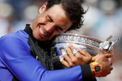 Rafael Nadal, campeón del Roland Garros por la undécima vez
