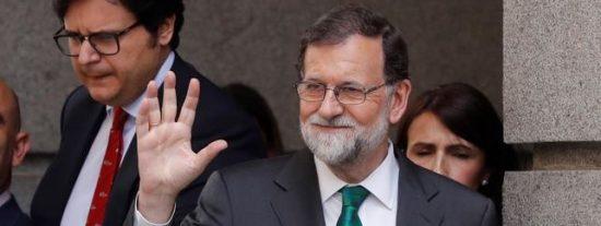 La 'última cena' de Rajoy con sus ministros fue un almuerzo para digerir la amarga derrota