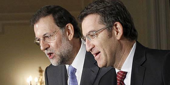 La mayoría de dirigentes y militantes del PP ve a Núñez Feijóo como el sucesor de Mariano Rajoy