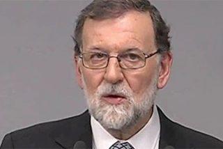 """Mariano Rajoy abandona la política entre lágrimas: """"El PP tiene que seguir con el liderazgo de otra persona"""""""
