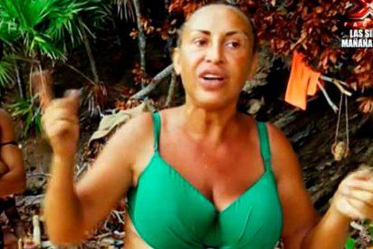 Raquel Mosquera ya es la tercera finalista de 'Supervivientes'