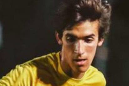 El hijo de Raúl González cumple 18 años y promete como futbolista
