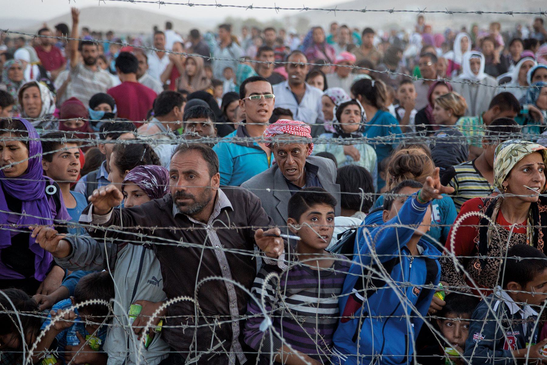 """Cáritas denuncia """"el fracaso reiterado de las políticas migratorias miopes"""" de Europa"""