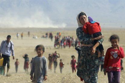 El Servicio Jesuita a Refugiados, Misiones Salesianas y Cáritas lanzan un sos por los refugiados