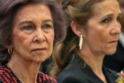 La misteriosa desaparición de doña Sofía en una cita clave con su hija Cristina dispara los rumores