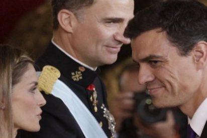 La marranada de Pedro Sánchez al rey Felipe VI para que no gruñan los nacionalistas