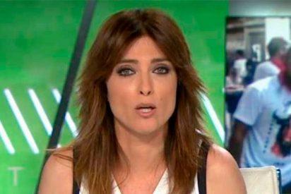 """El patético susto de Helena Resano en 'La Sexta Noticias': """"Se me ha ido el agua por el otro lado"""""""