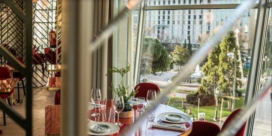 Restaurante Somos: Los mejores 'guiños' (y vistas) al Madrid más castizo con el sabor más cosmopolita