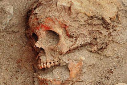 Descubren los restos de niños sacrificados hace cientos de años