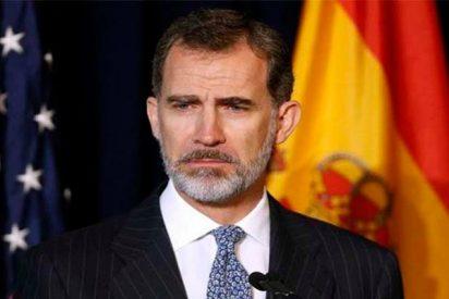 """José Luis Suárez: """"El mayor jerarca, el Monarca"""""""