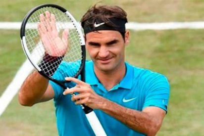 Tenis: Federer recupera el número 1 del mundo al meterse en la final de Stuttgart