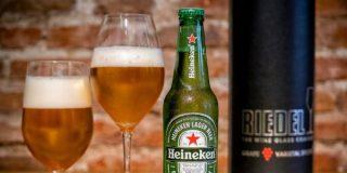 Heineken y Riedel, unidos en la premiumización de la experiencia de consumo cervecera