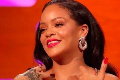 Rihanna, otra famosa cleptómana que se avergüenza cuando la descubren que roba