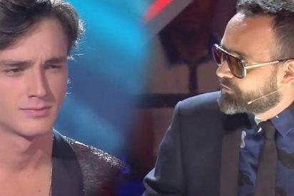 Risto la vuelve a liar con este concursante de 'Factor X'