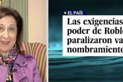 Primer incendio para Soledad Gallego-Díaz: Margarita Robles acusa a El País de contar falsedades y de falta de rigor