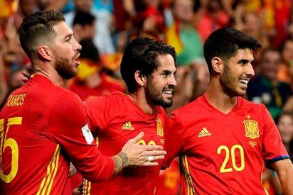 Todos los horarios de los partidos que jugaría España hasta la final, para no perderte nada