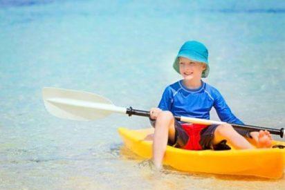 ¿Es eficaz la ropa de protección solar para niños?