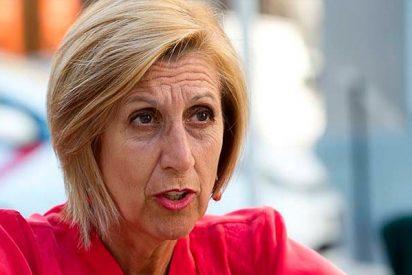 Las redes arden con este tuit de Rosa Díez tras prosperar la moción contra Rajoy