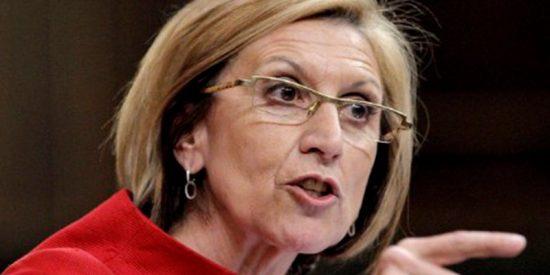 El secreto sobre Meritxell Batet que destapa Rosa Díez hunde en las cloacas a la nueva ministra
